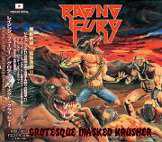 RAGING FURY